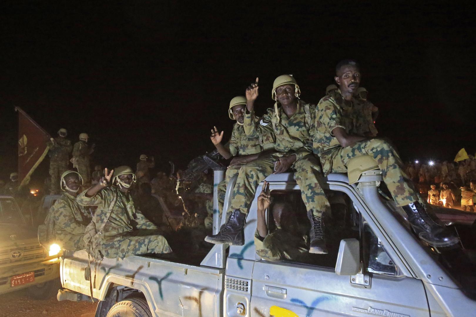 الجيش السوداني يستعيد كل مقرات