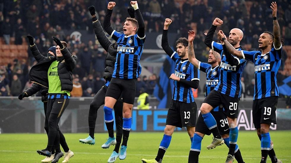 إنتر ميلان ولاتسيو يتأهلان إلى ربع نهائي كأس إيطاليا (فيديو)