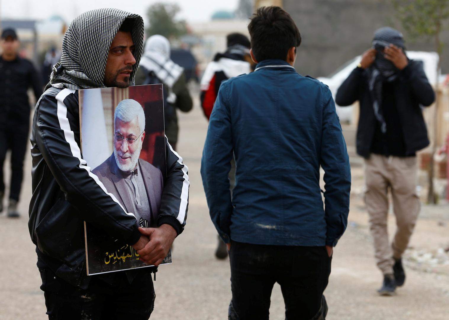 مصدر لـRT: دولتان عربيتان وأخرى أجنبية رفضت فتح السفارات العراقية سجلات تعزية بمقتل المهندس