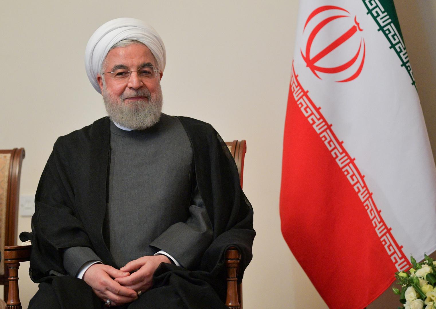 روحاني: ينبغي إعادة النظر في قوانين المنظومات الدفاعية بعد حادث إسقاط