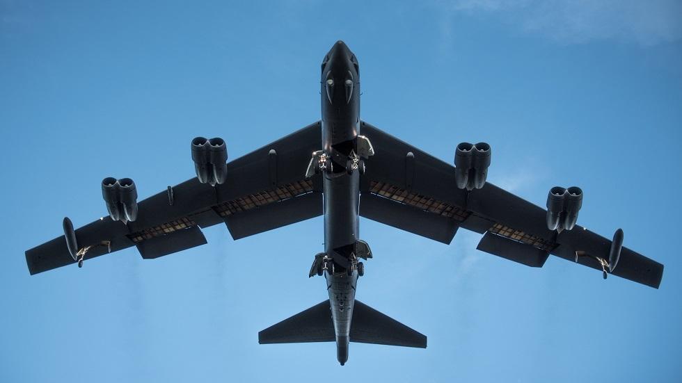 قاذفات القنابل الاستراتيجية الأمريكية من دون قذائف نووية حرارية