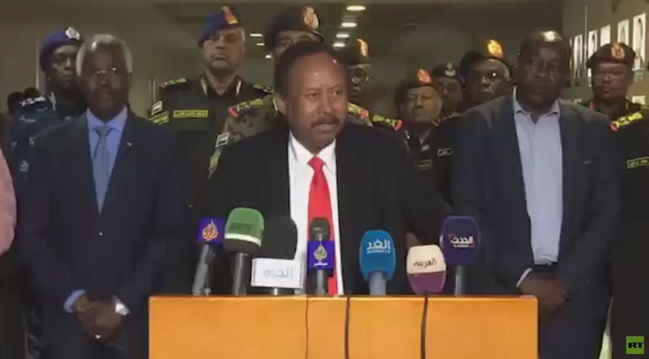 البرهان: لن نسمح بانقلاب في السودان