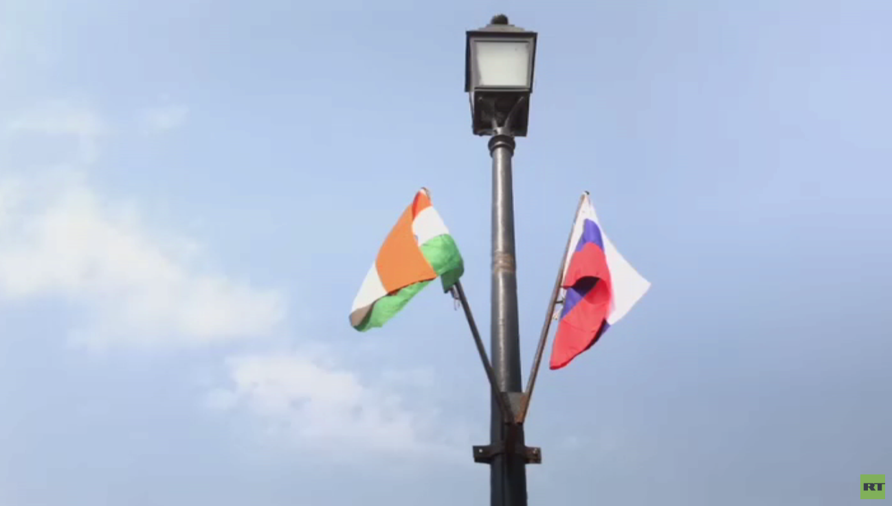 آفاق العلاقات الروسية الهندية