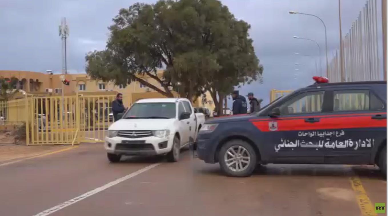 RT ترصد واقع مدينة سرت الليبية