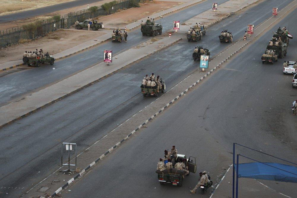النائب العام السوداني: الإعدام والمؤبد في انتظار المتمردين داخل جهاز المخابرات