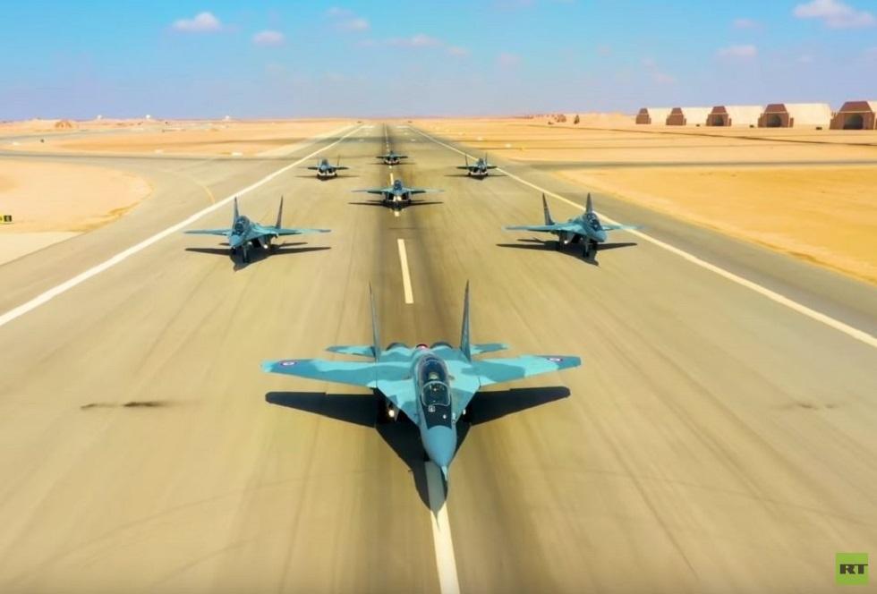 روسيا تسلم مصر مقاتلات بميزات متطورة