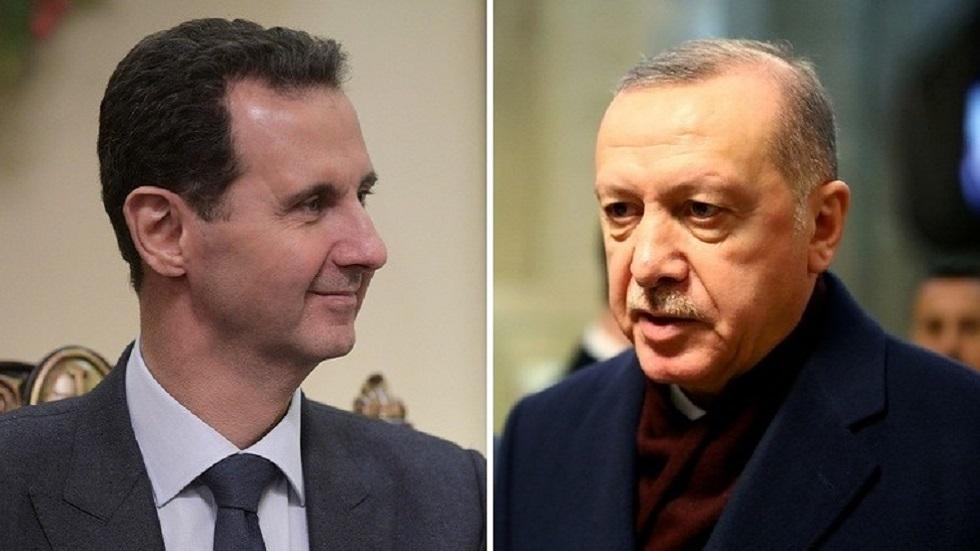 الاستخبارات السورية والتركية التقت في موسكو: هل تصالح أردوغان مع الأسد؟