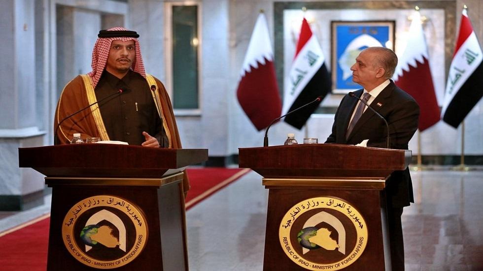 قطر: نجري اتصالات لتخفيف التصعيد الإقليمي وإبعاد العراق عن الصراع
