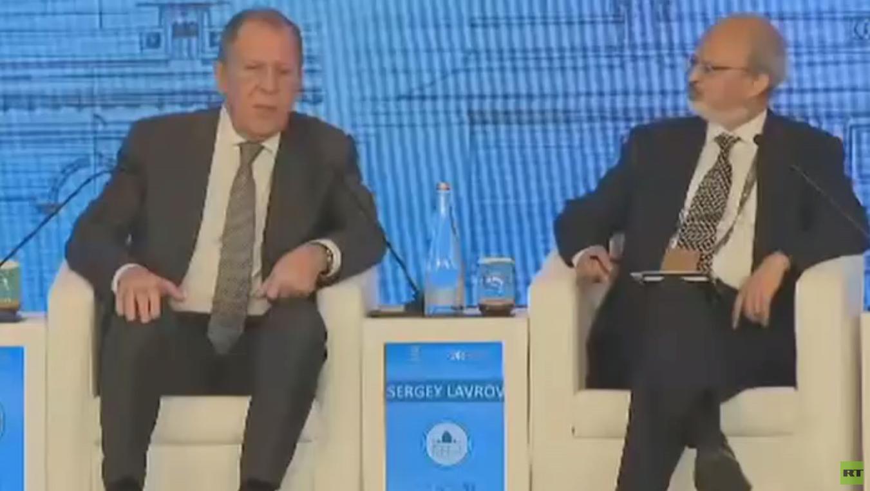 لافروف: محادثات موسكو إسهام بمؤتمر برلين