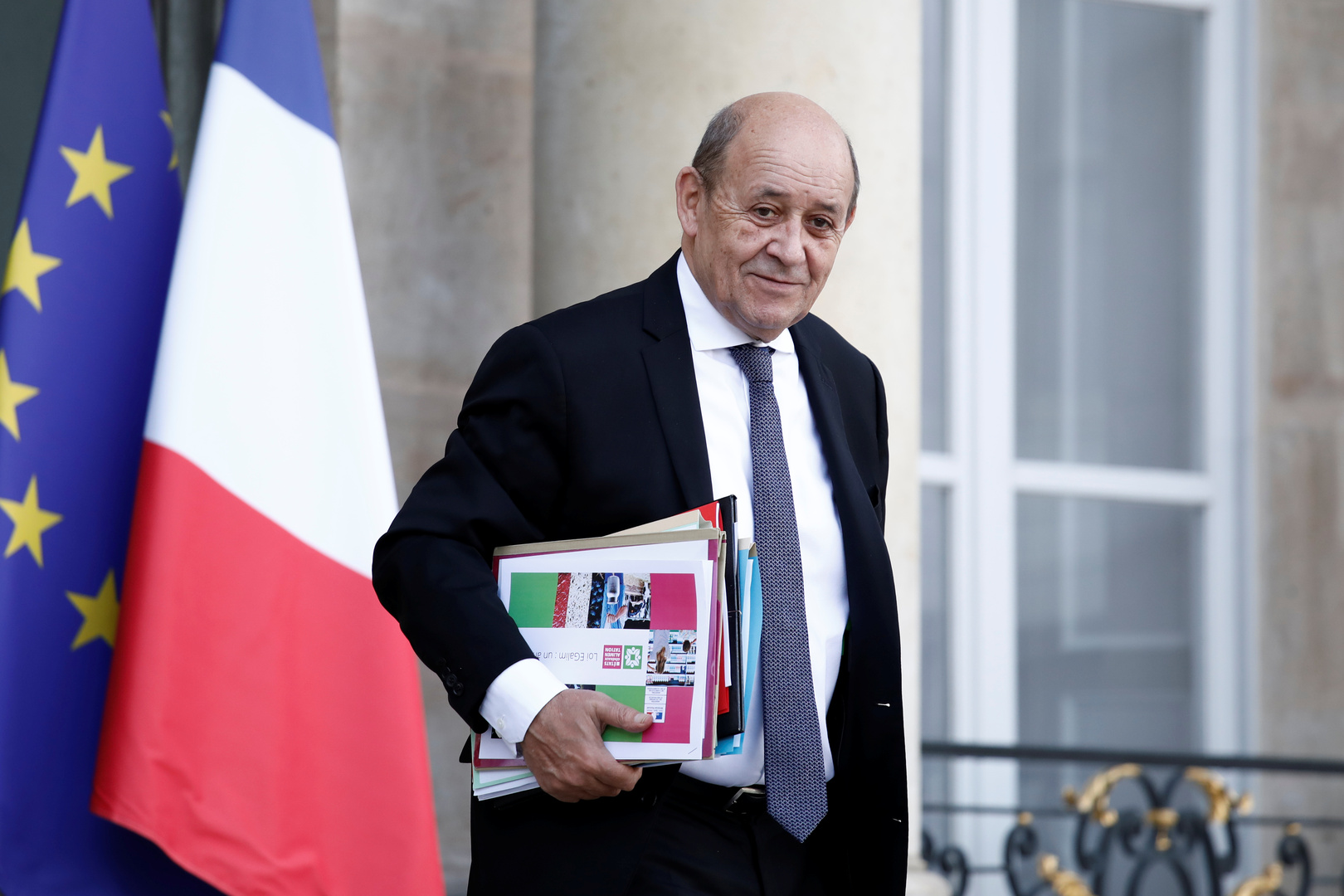 فرنسا تدعو إلى الحفاظ على الهدنة في ليبيا
