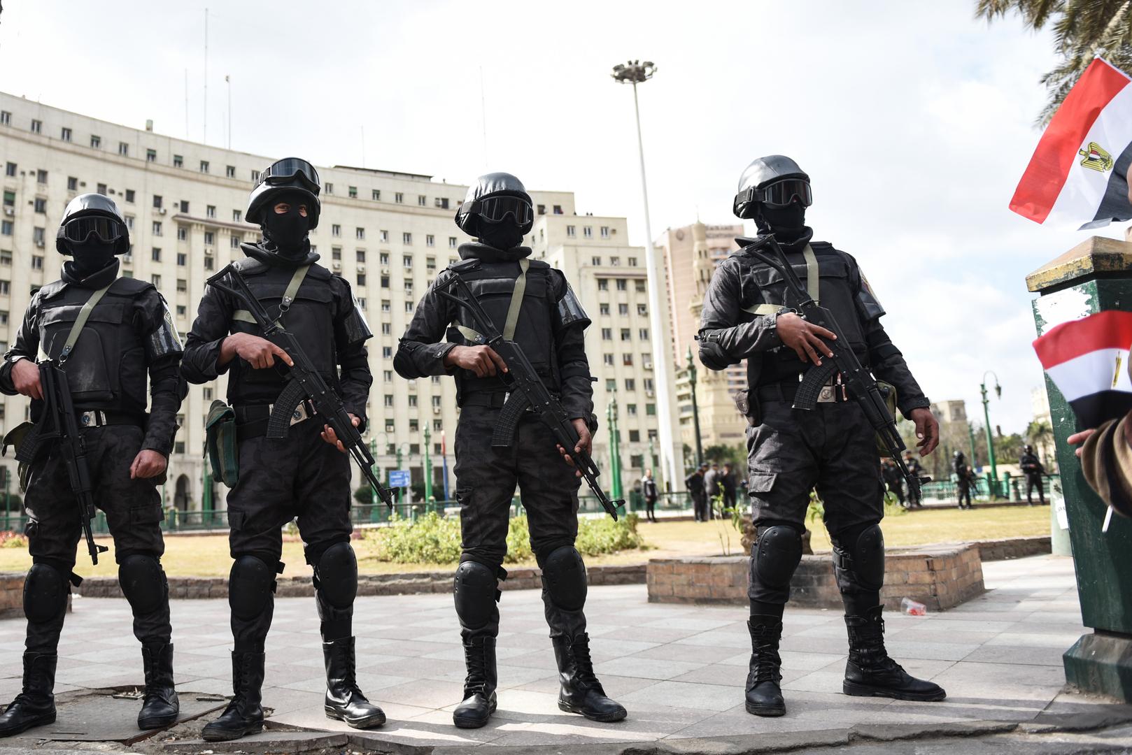 مصر تعلن ضبط 4 موظفين في  لجنة إعلامية تركية على صلة بالإخوان  -