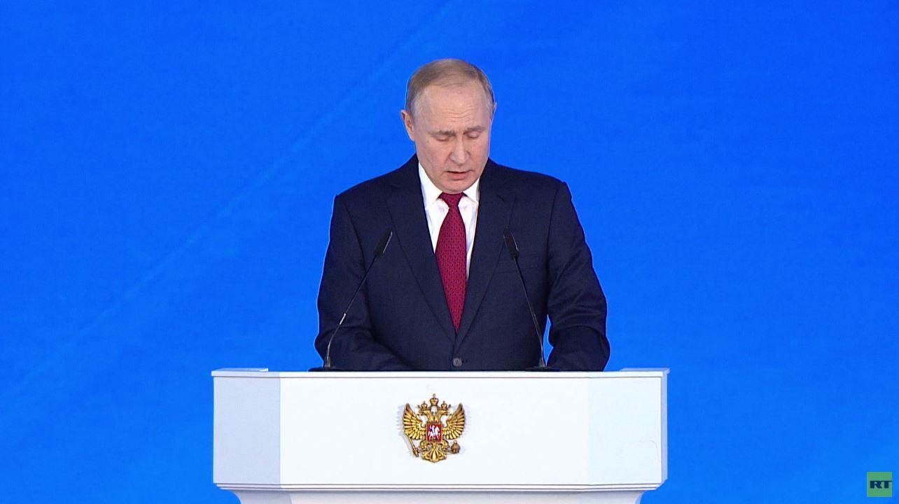 بوتين يدعو لإجراء تعديلات دستورية