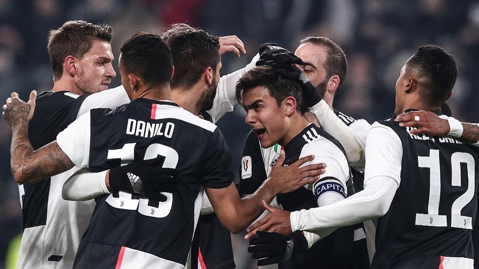 بالفيديو.. ديبالا يعوض غياب رونالدو ويصنع الفارق في كأس إيطاليا