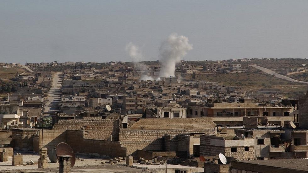 مدينة معرة النعمان بريف إدلب