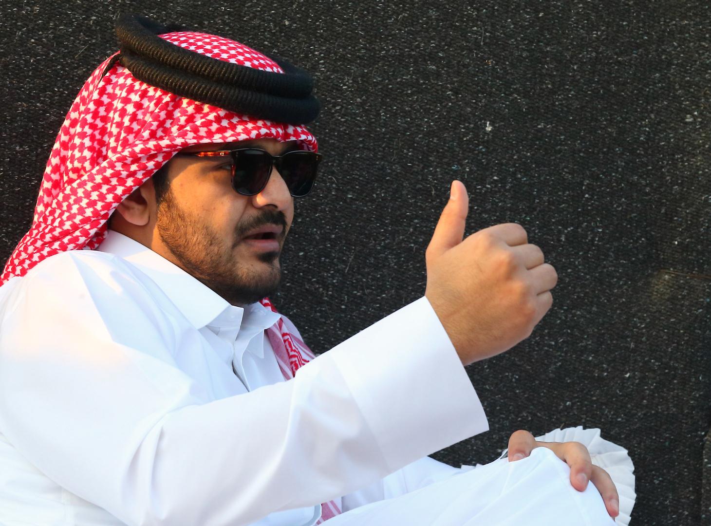 شقيق أمير قطر مغردا: الدوحة تقود المنطقة إلى السلام