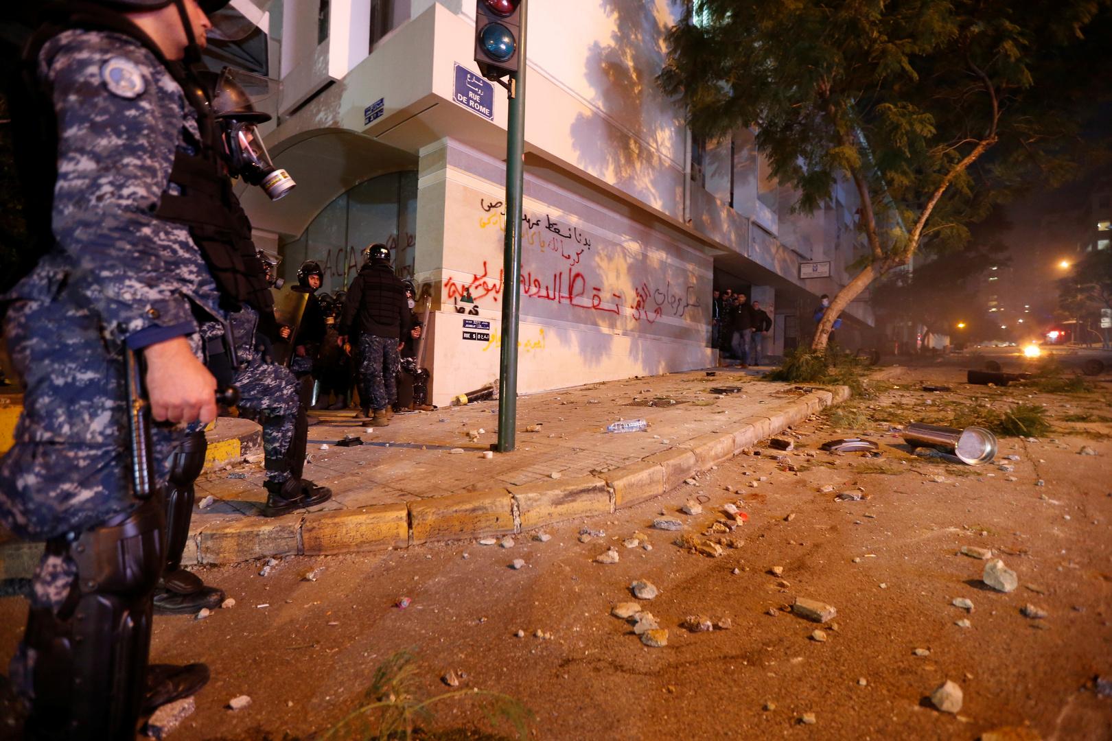 مشهد أمني متوتر في بيروت ومؤشرات حكومية إيجابية