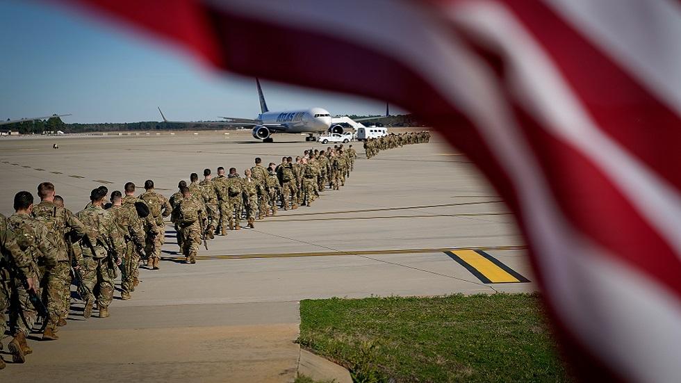 روسيا وسوريا تدينان زيادة عدد القوات الأمريكية في الشرق الأوسط