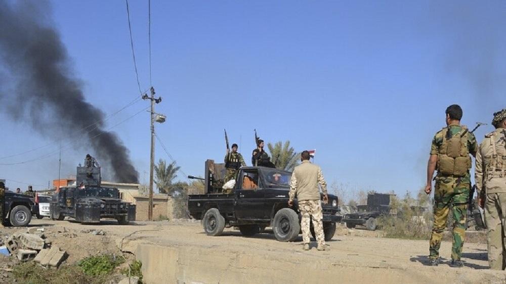 العراق.. إصابة ضابطين وأربعة جنود بانفجار غربي البلاد