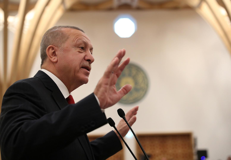 أردوغان يستعرض إنجازاته عام 2019