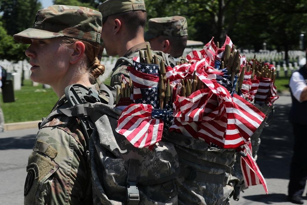 تعيين مسلمة واعظة دينية في الجيش الأمريكي لأول مرة (صورة)