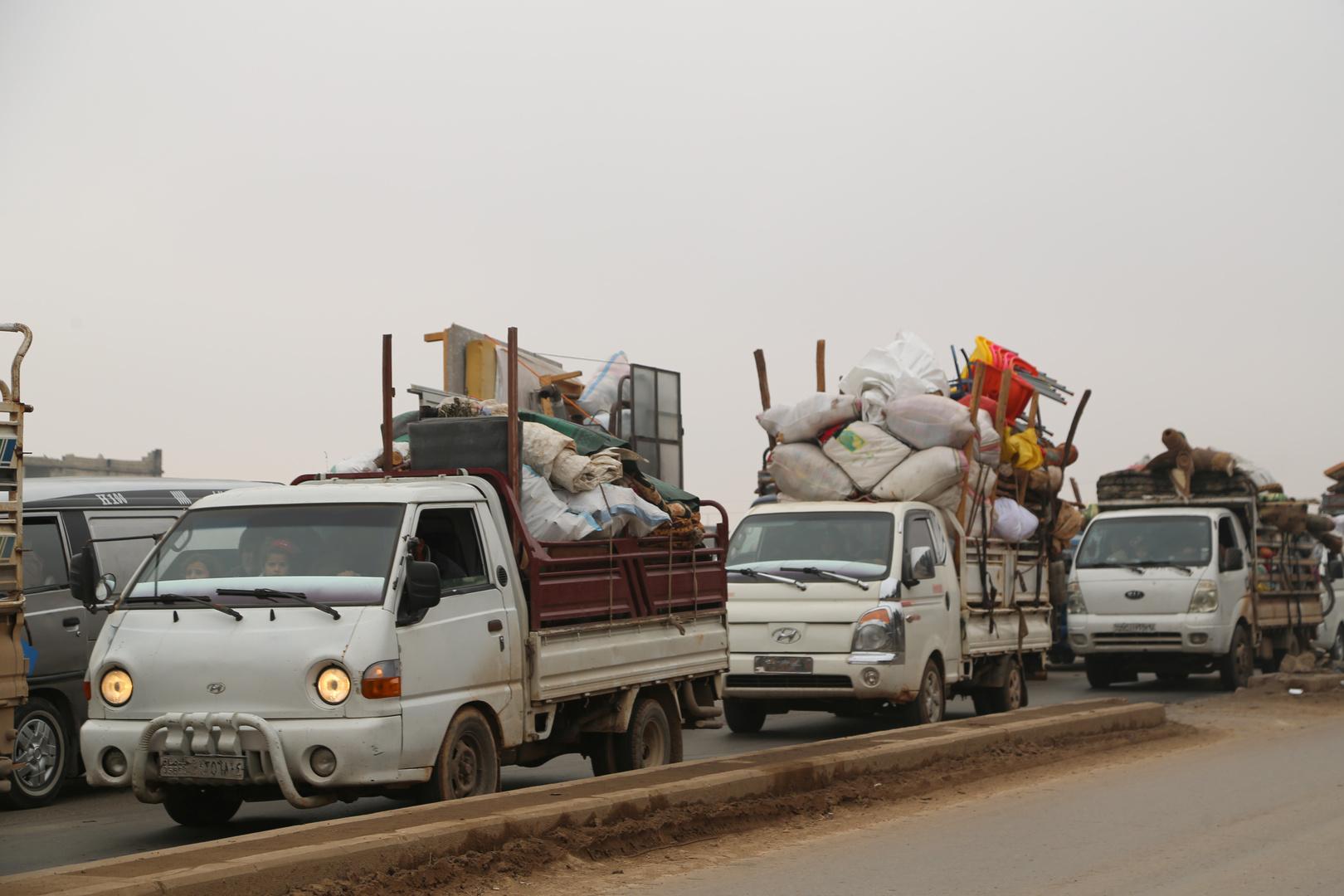الأمم المتحدة: نزوح نحو 350 ألف سوري عن إدلب منذ مطلع ديسمبر