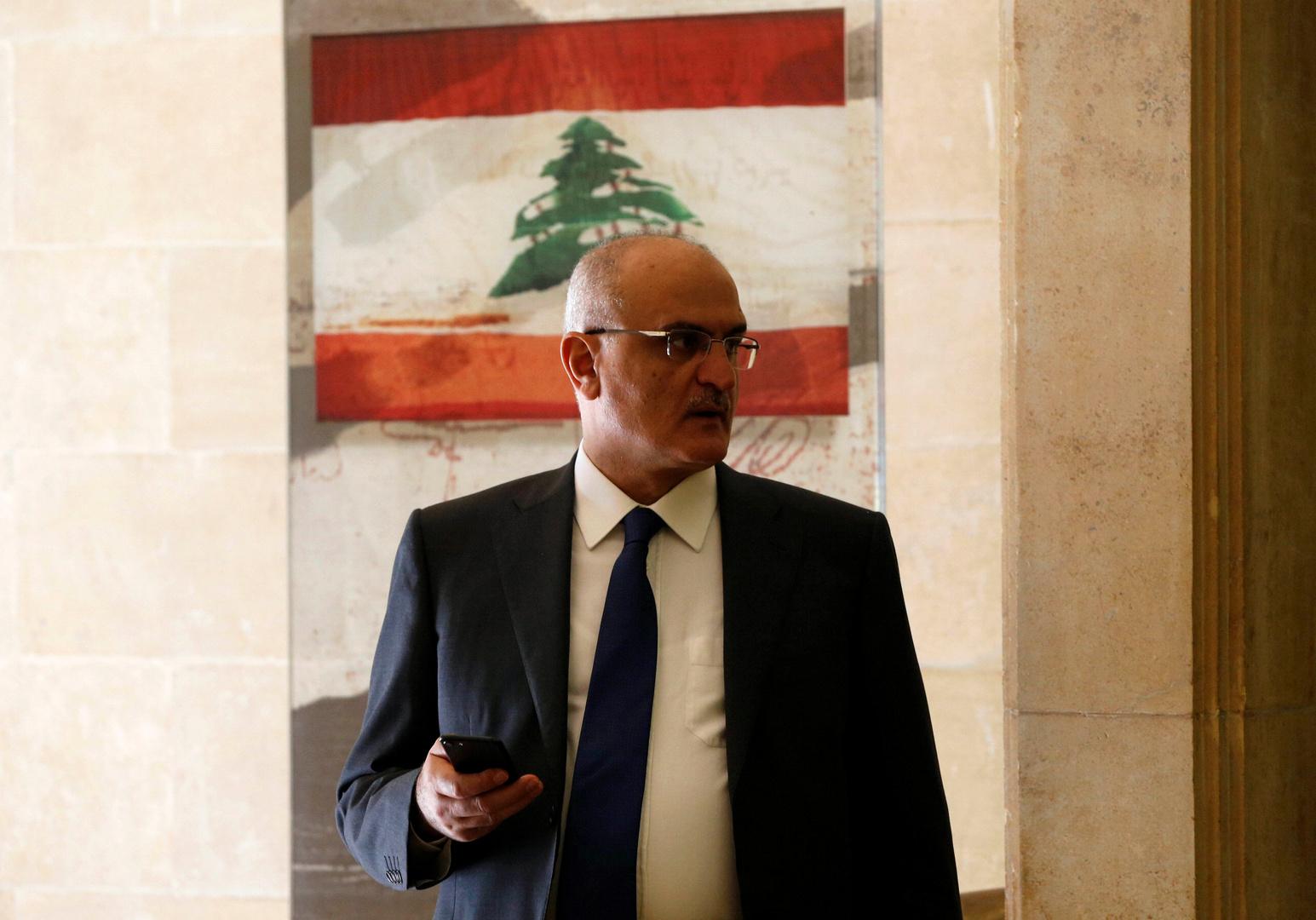 وزير المال اللبناني: نحن على عتبة تأليف حكومة من 18 وزيرا اختصاصيا