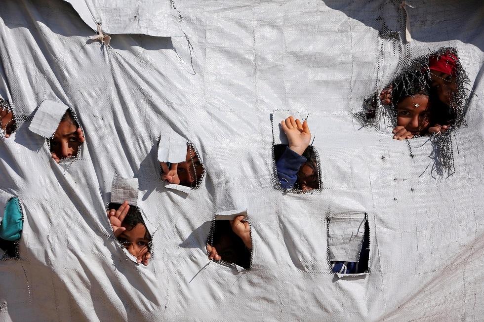 محققون أمميون يدعون لإعادة أطفال مقاتلي  داعش  لدول ذويهم -