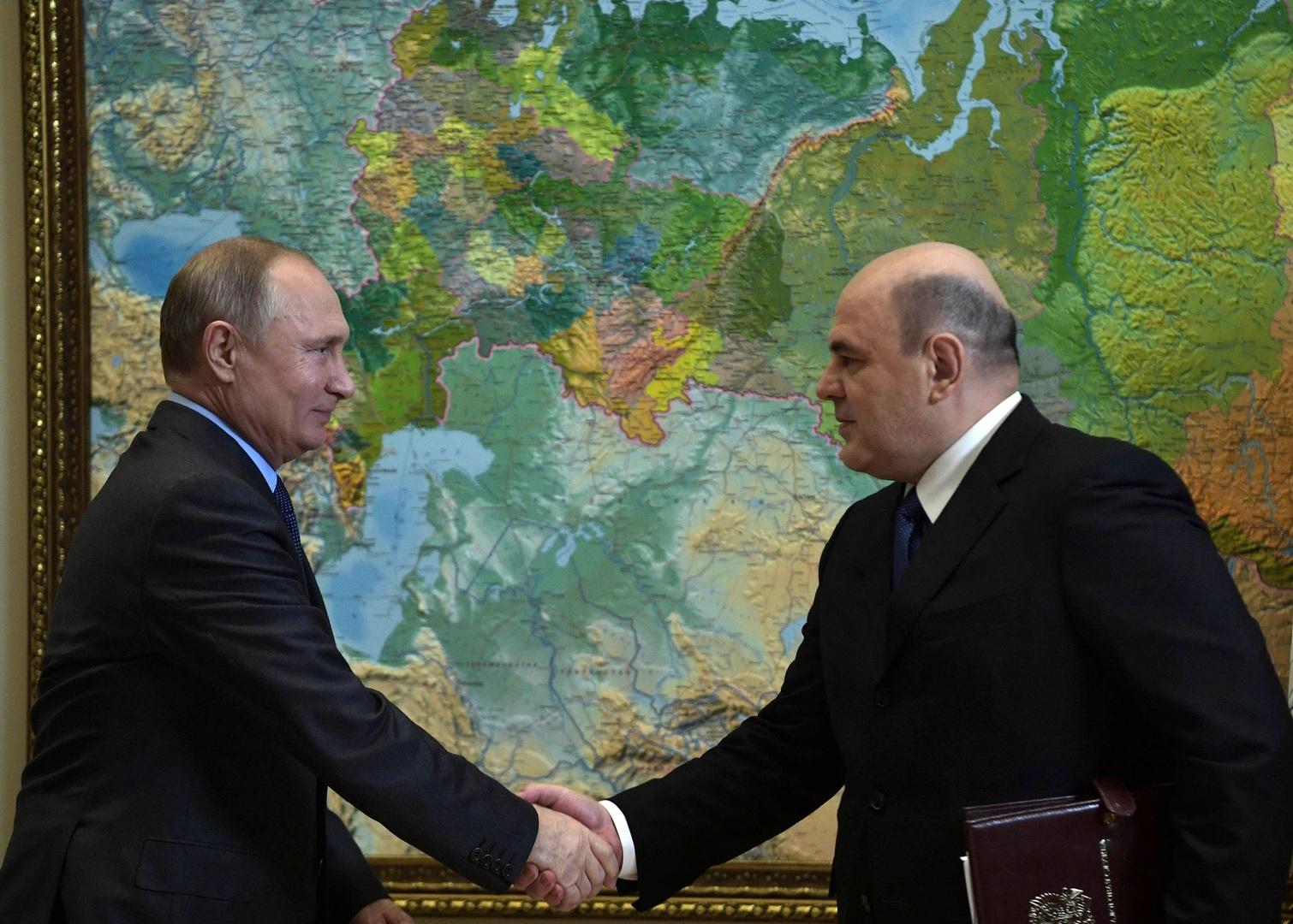 لماذا اختار بوتين ميشوستين لرئاسة الحكومة الروسية؟