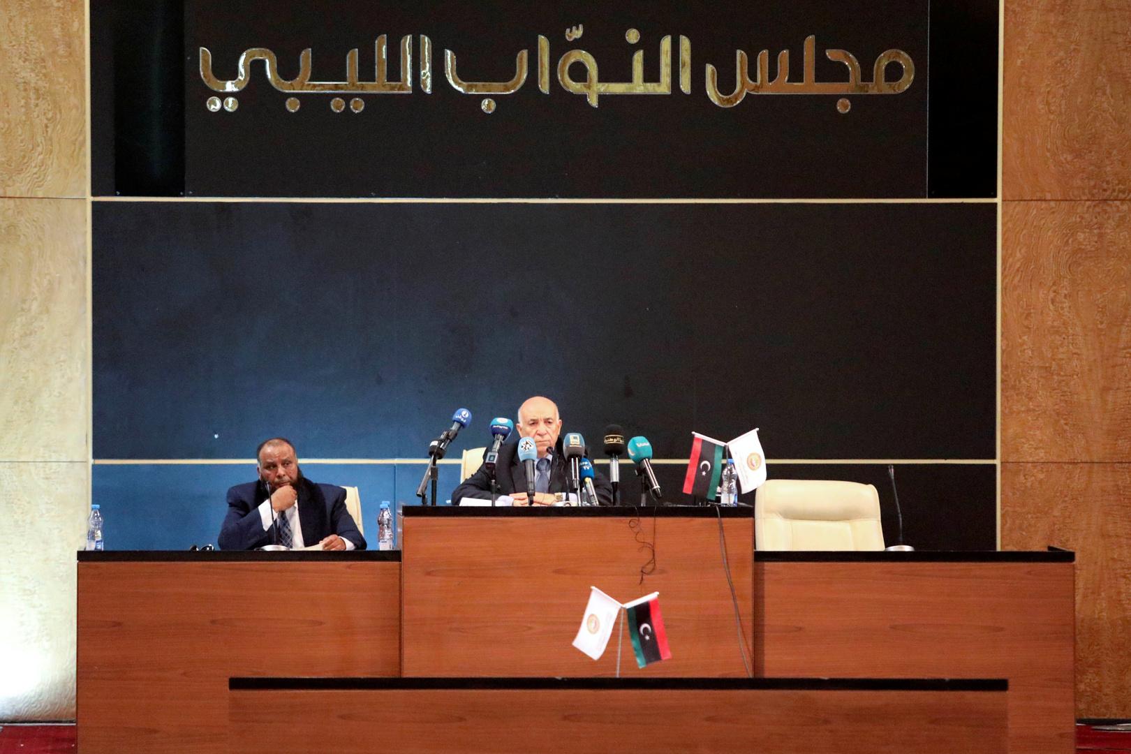 بعد مصر.. رئيس البرلمان الليبي يدعو دولة عربية أخرى لصد تركيا