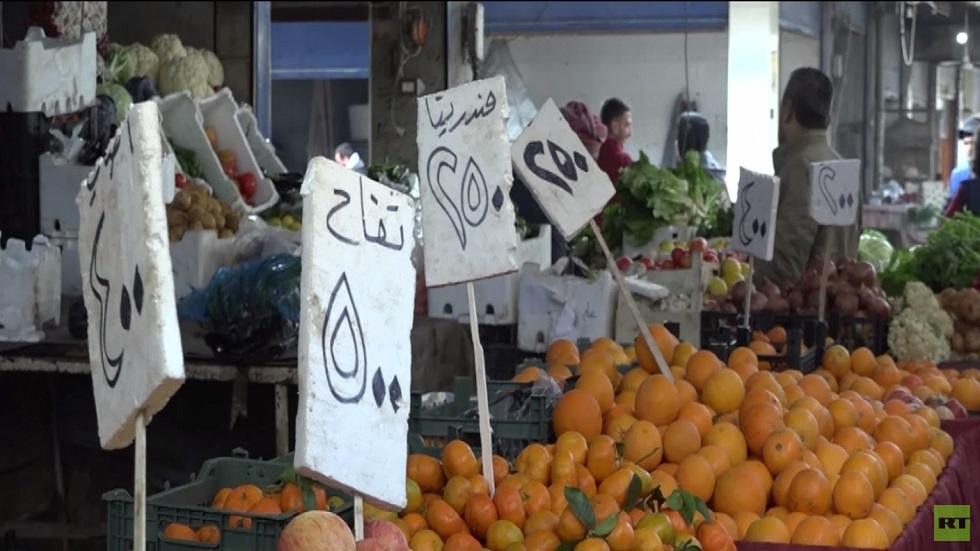 ارتفاع حاد بأسعار السلع شمال شرق سوريا