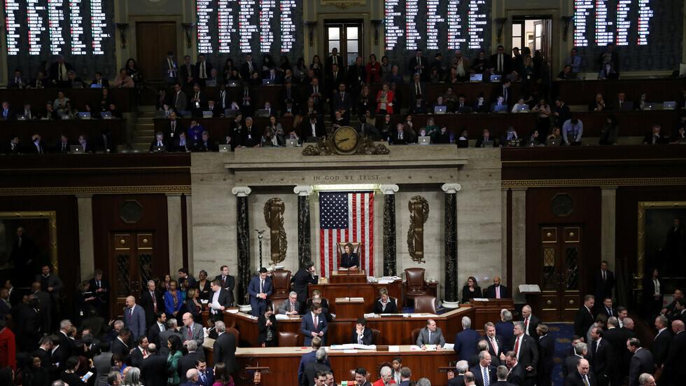 مجلس الشيوخ الأمريكي يبدأ في إجراءات محاكمة ترامب
