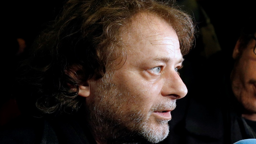 المخرج السينمائي الفرنسي كريستوف روجيا - أرشيف