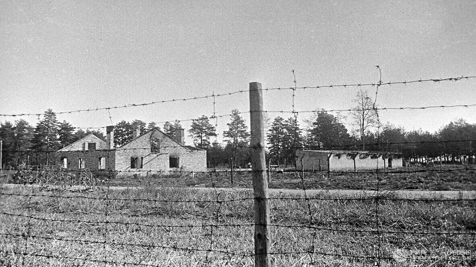 معسكر الموت تريبلينكا في بولندا