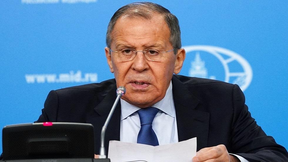 لافروف يتحدث عن توافق شبه نهائي حول مخرجات مؤتمر برلين بشأن ليبيا