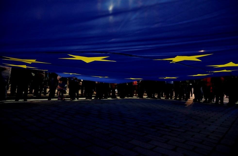 في ألمانيا أعلنوا عن محاولة البرلمان الأوروبي معاقبة روسيا على القرن العشرين