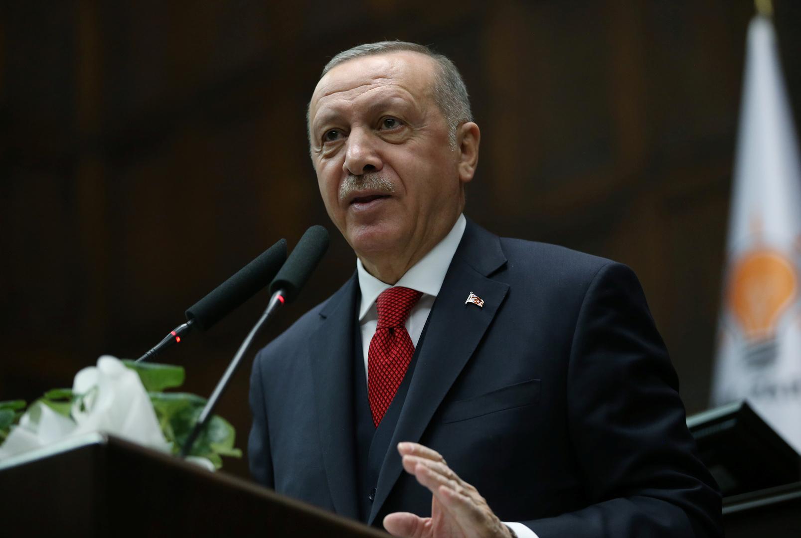أردوغان: حفتر