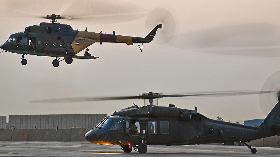 طيران الجيش العراقي - أرشيف