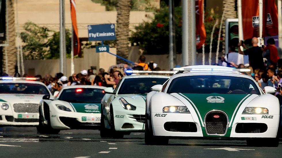 شرطة الإمارات - أرشيف