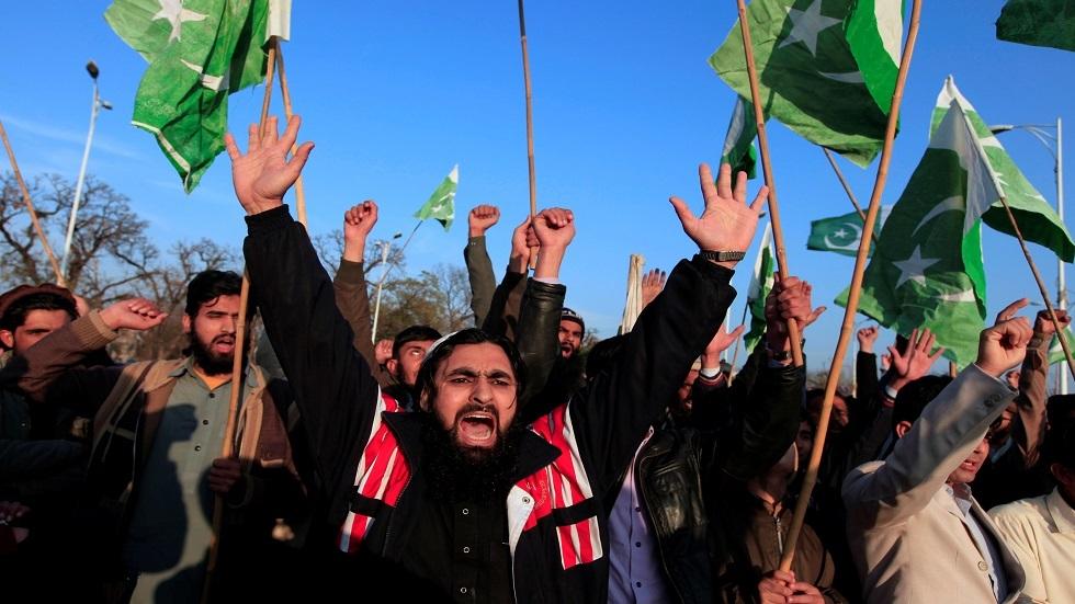 مظاهرات في باكستان - أرشيف