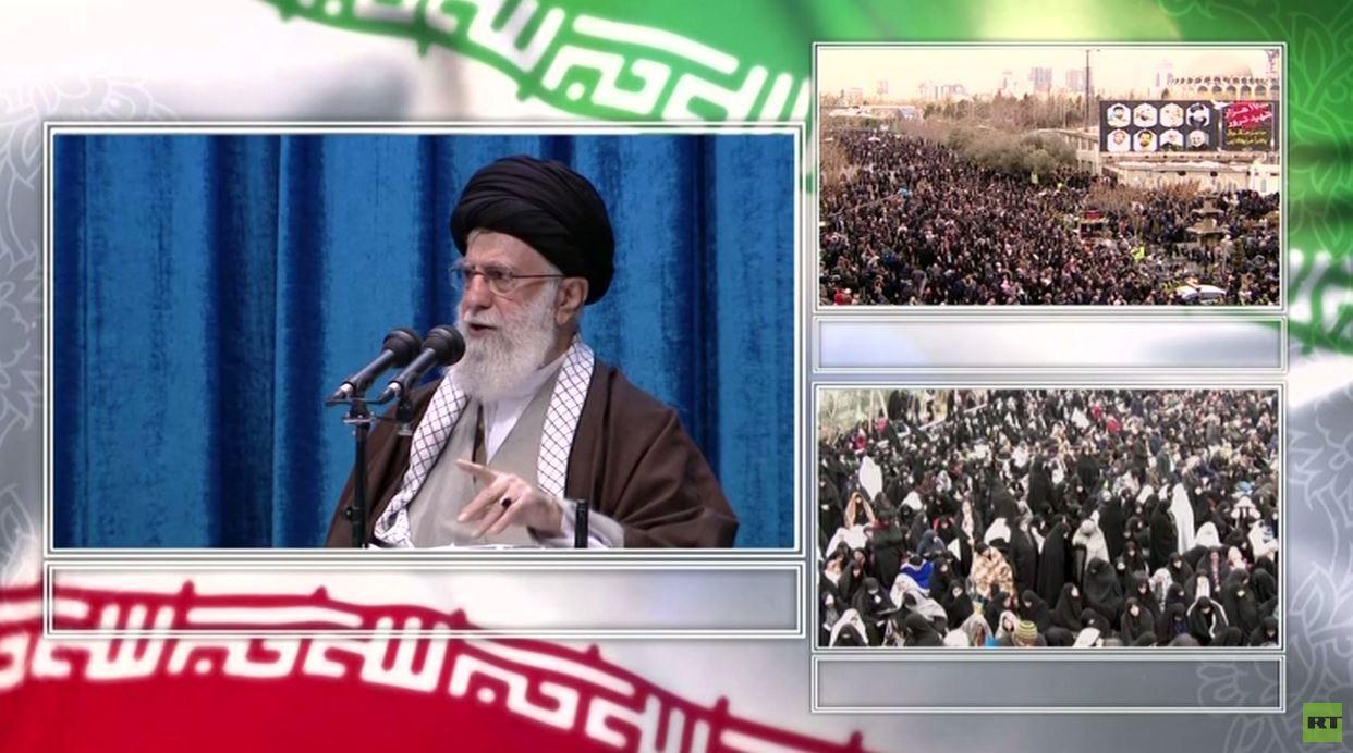خامنئي بالعربية: مصير المنطقة مرهون بأمرين