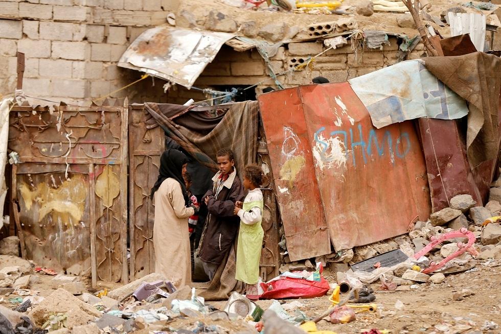 أطفال يمنيون -أرشيف-