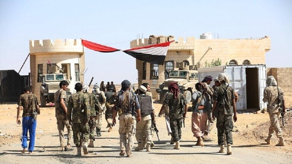 عناصر من القوات اليمنية - أرشيف