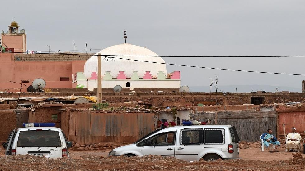 أحد أحياء المغرب - أرشيف