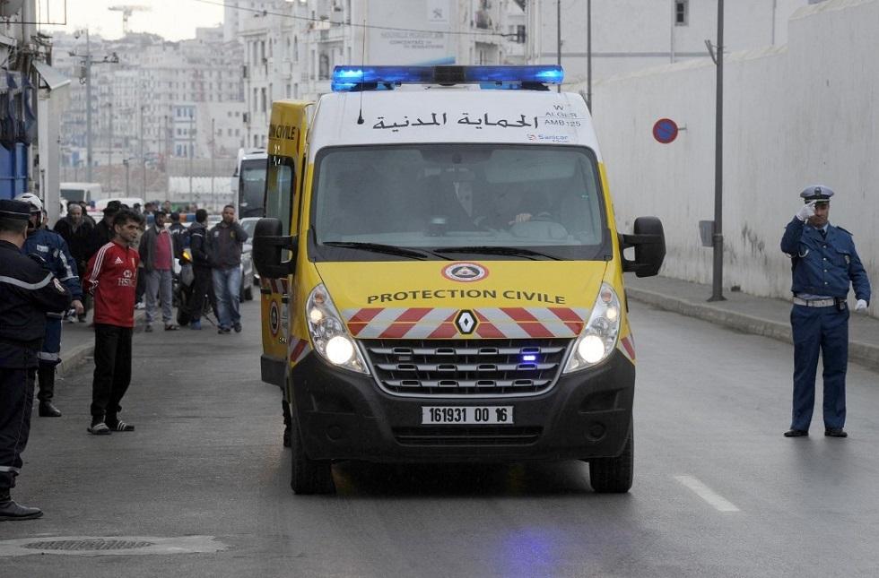 حادث مروري مروع في الجزائر يودي بحياة 20 شخصا بينهم أطفال