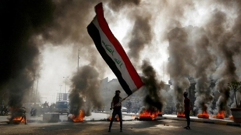 تجدد الاحتجاجات في النجف وذي قار جنوبي العراق
