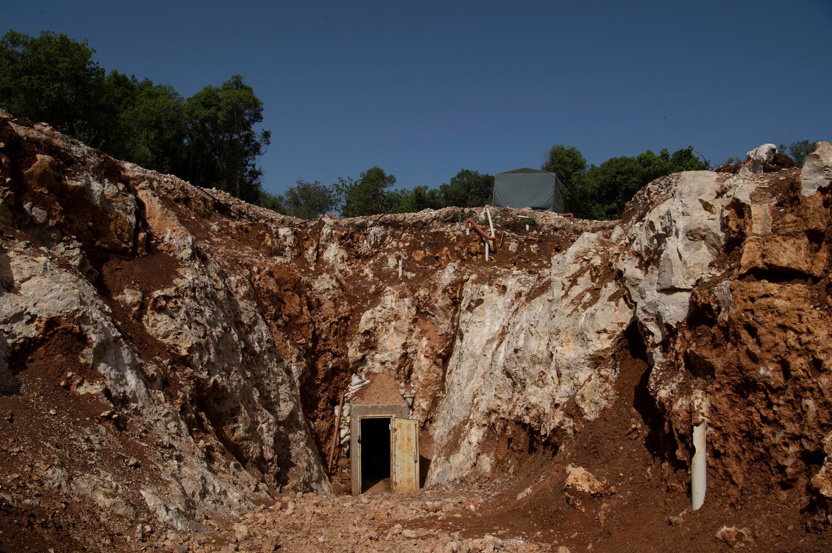 إسرائيل تنشر نظام استشعار جديداخاصا برصد الأنفاق عند حدود لبنان