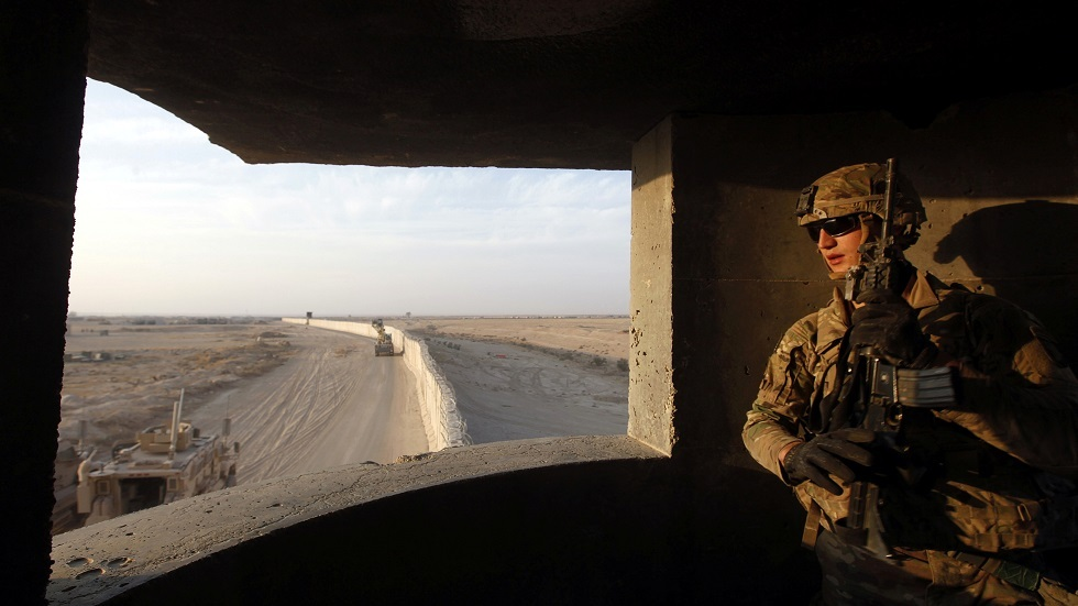 جندي أمريكي في العراق - أرشيف