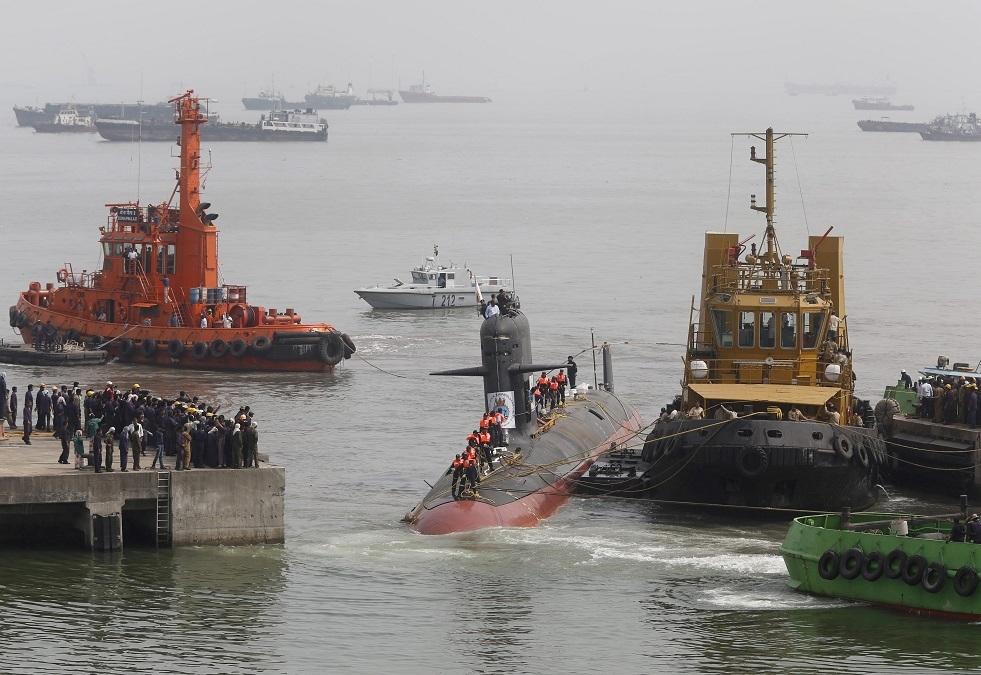 الهند تختبر صاروخا نوويا تطلقه الغواصات