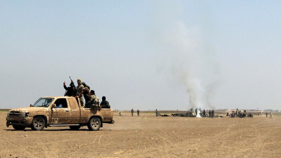 مقتل 47 عسكريا سوريا و51 مدنيا بهجمات المسلحين بأسلحة  الناتو  -