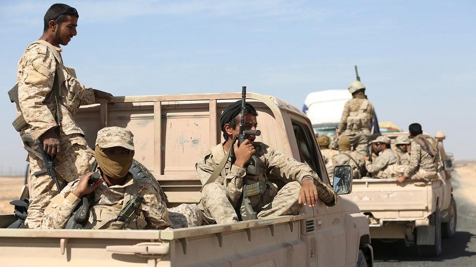 القوات اليمنية التابعة للرئيس عبد ربه منصور هادي - أرشيف